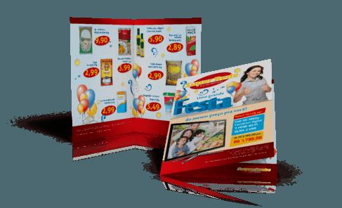 Encarte Supermercado/Loja